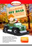 Newsletter presentazione nuova macchinina Off Road